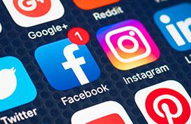 redes sociales - imagen