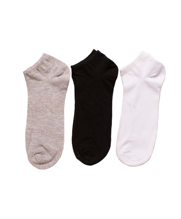 PACK 3 CALCETINES PED