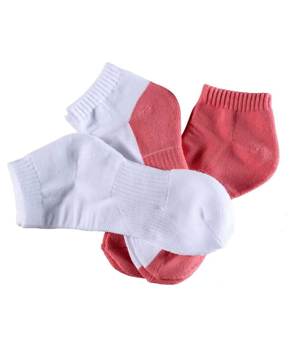PACK 3 CALCETINES BICOLOR