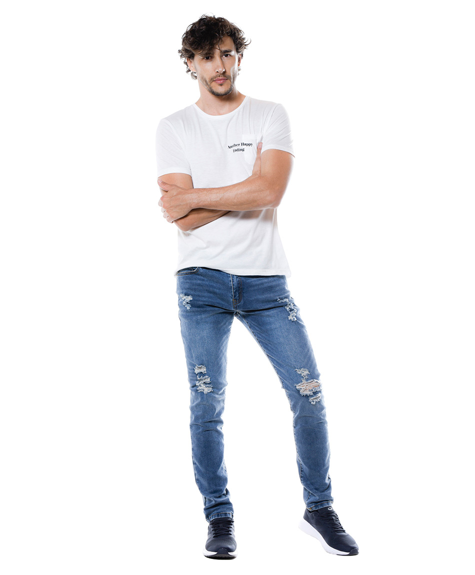 JEANS FASHION DESTROYER