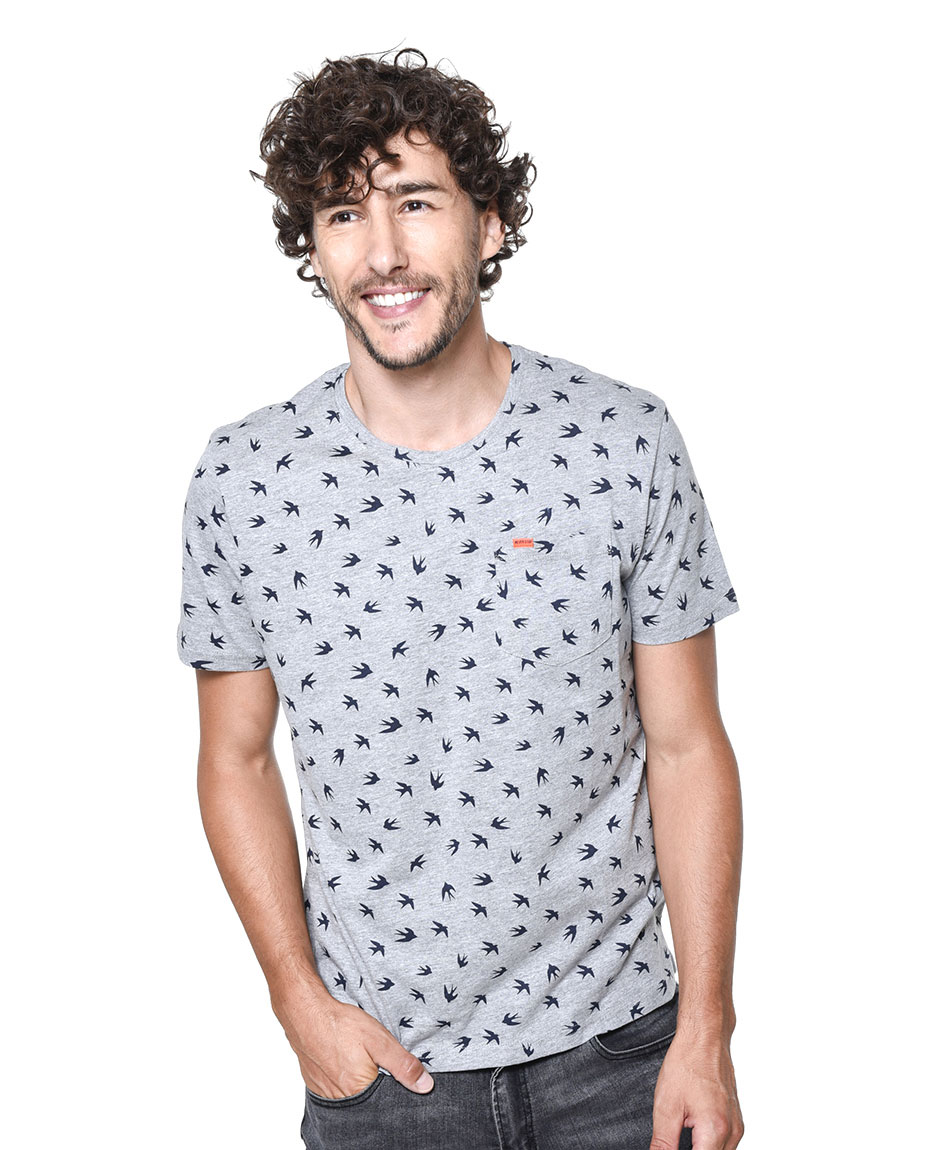 POLERA FASHION BOLSILLO