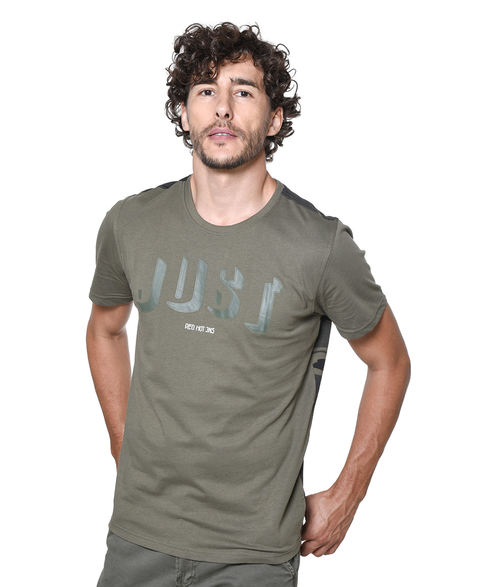 POLERA FASHION ARMY