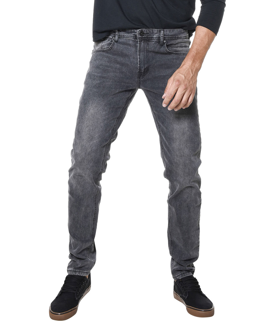 JEANS BLACK STRETCH