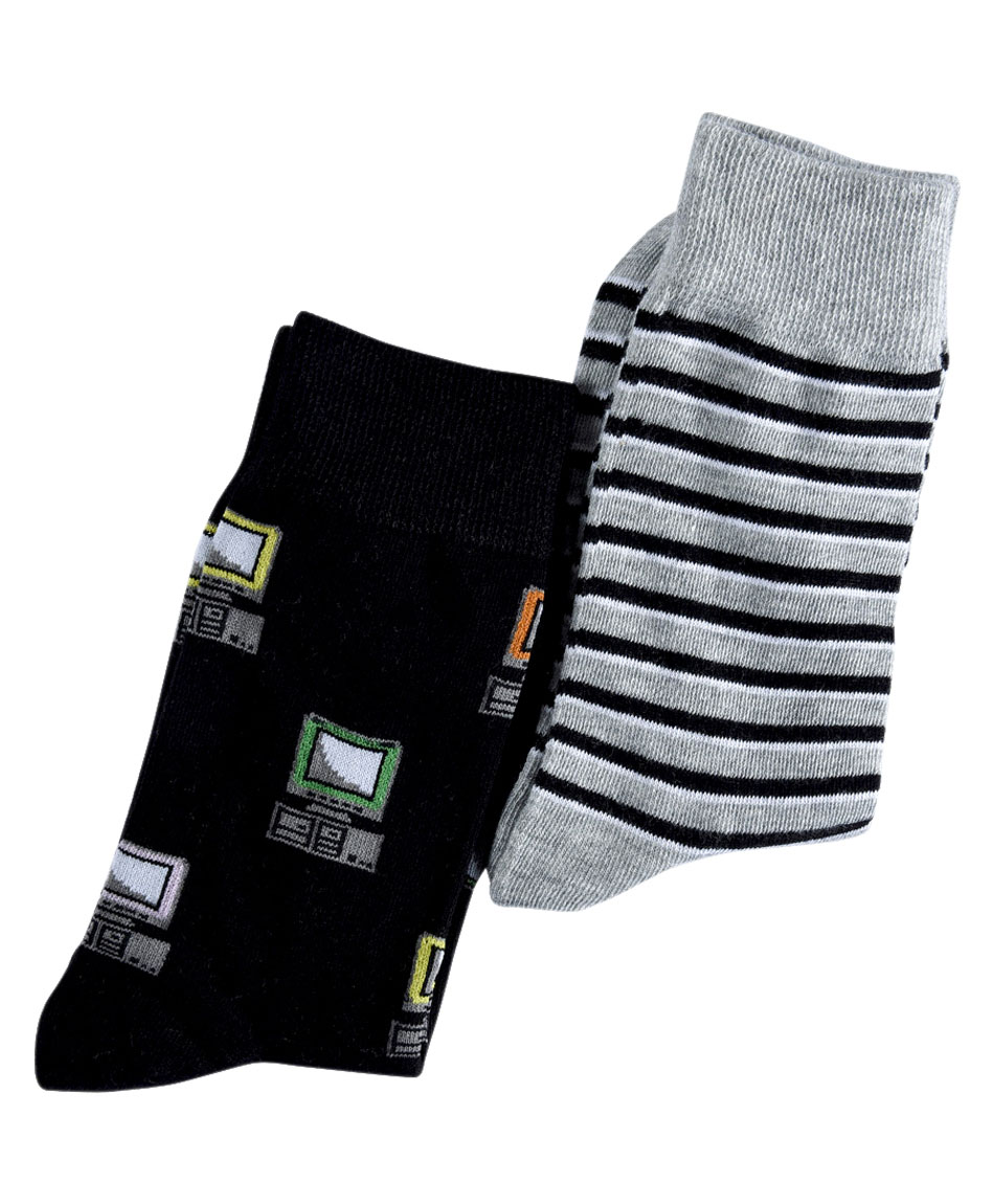 PACK 2 CALCETINES