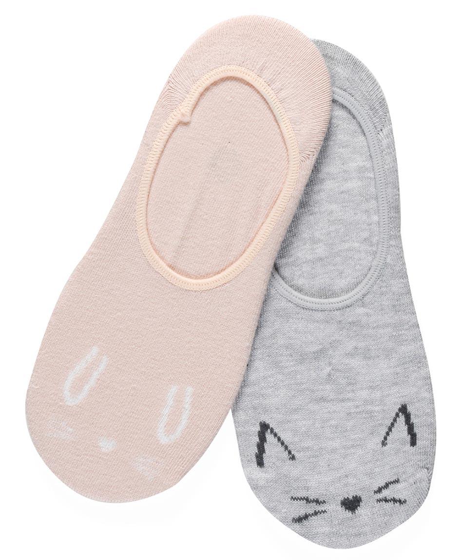PACK SOCK MINI X 2 CAT