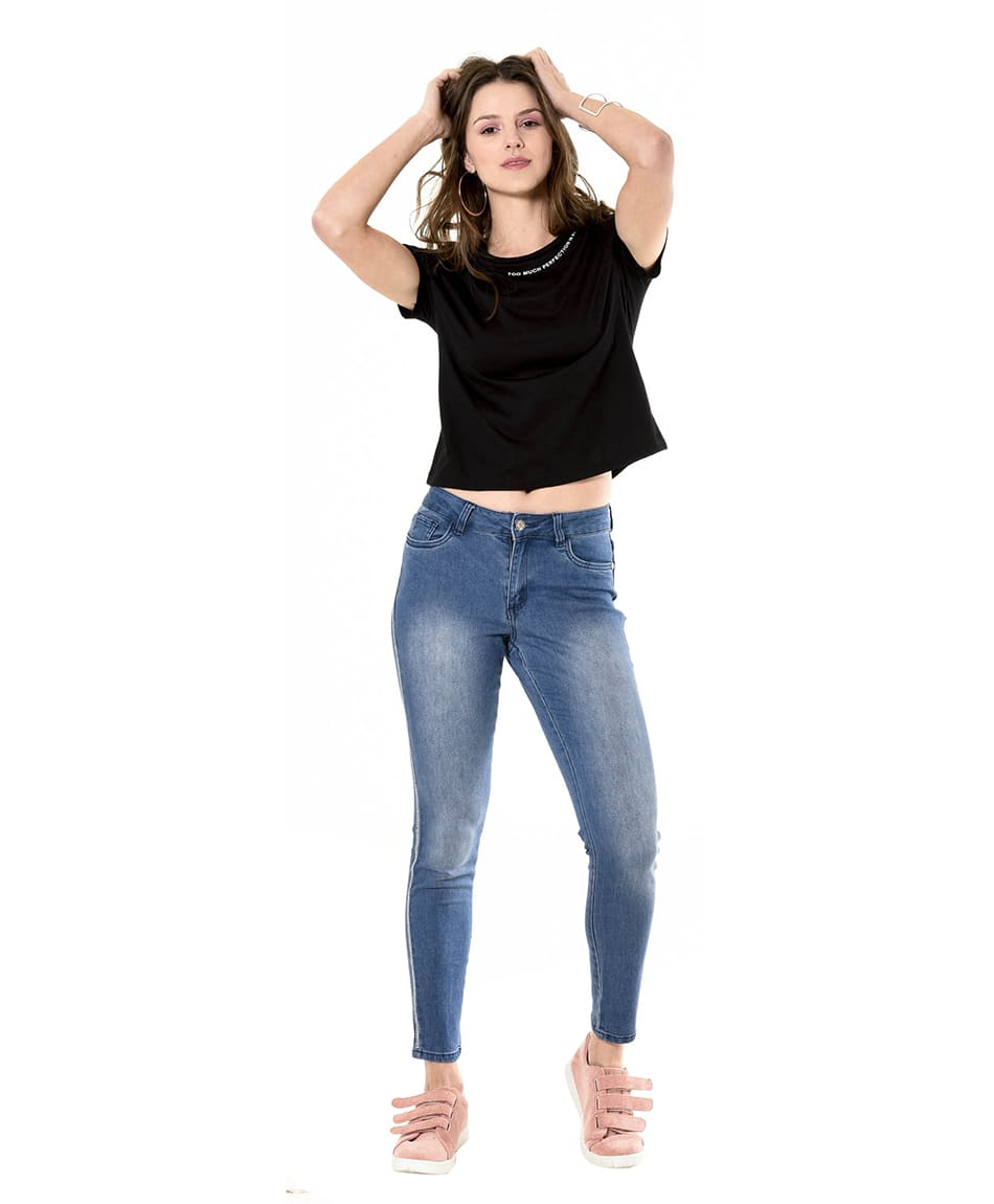 JEANS TAPE LATERAL