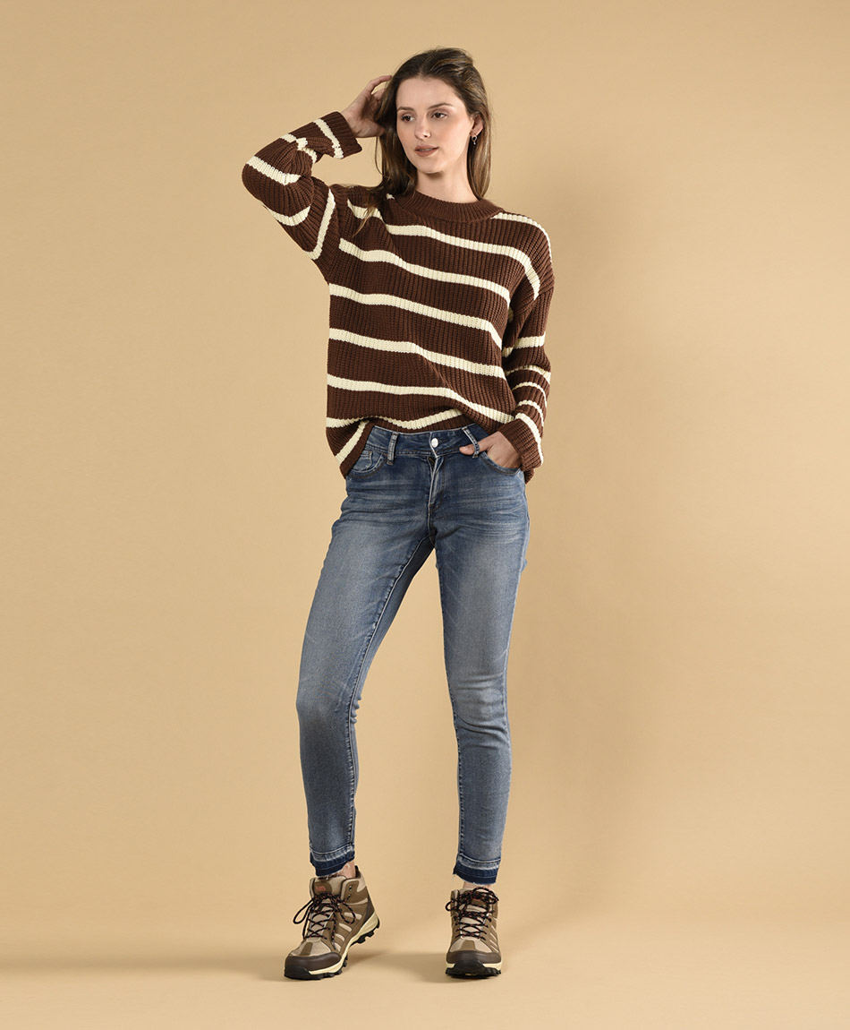 JEANS PITILLO KNITTED