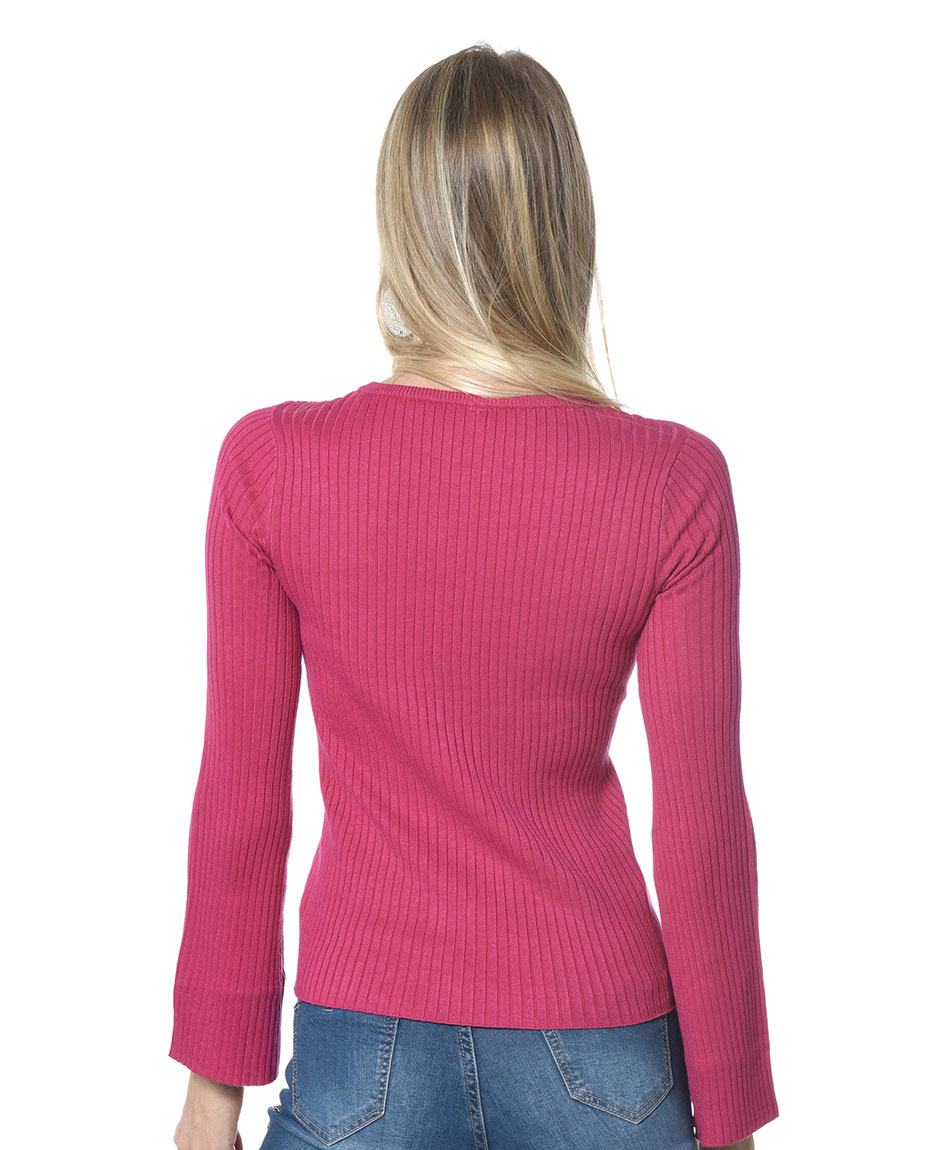SWEATER CANALE LISTAS
