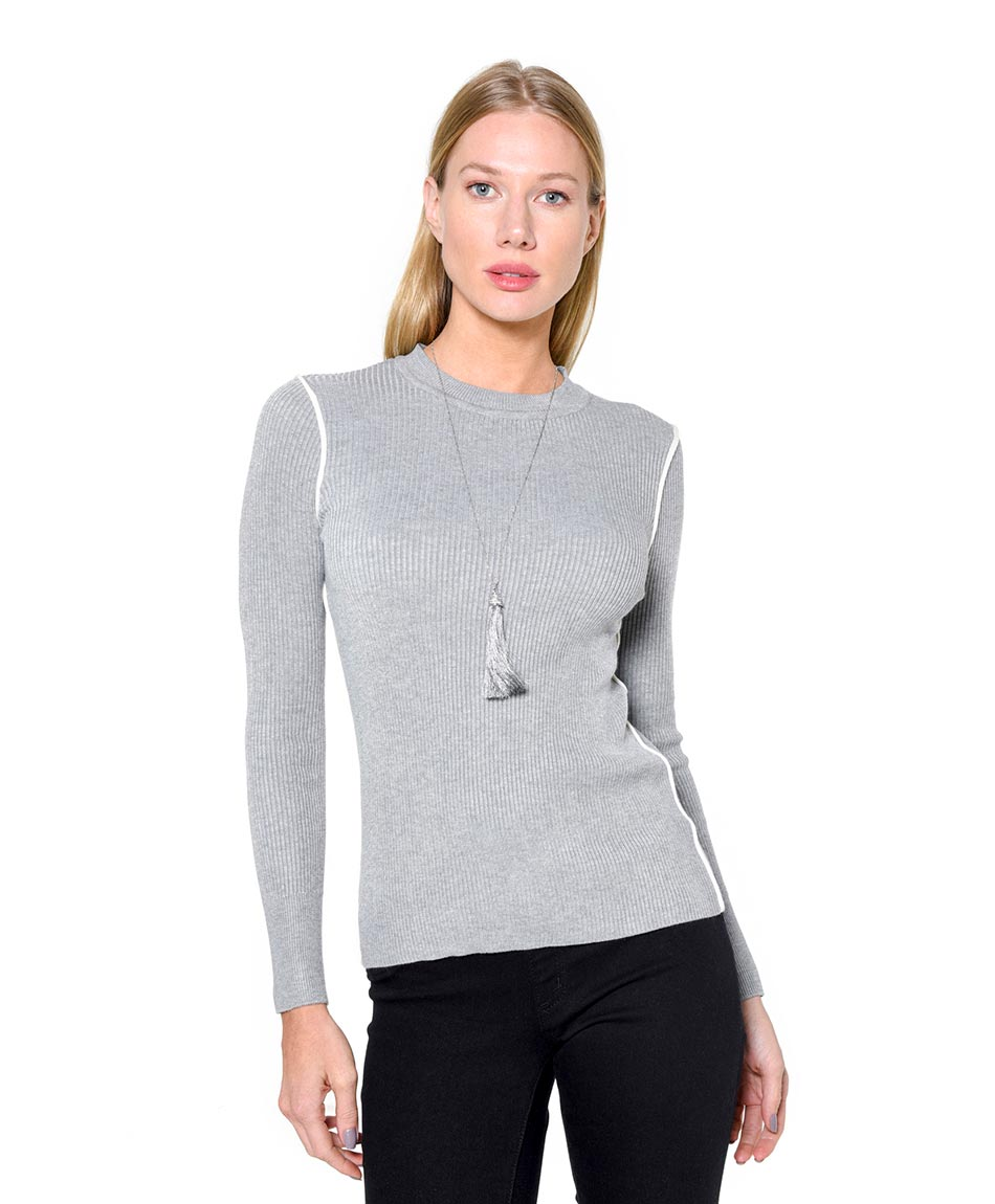 SWEATER CANALE COLOR