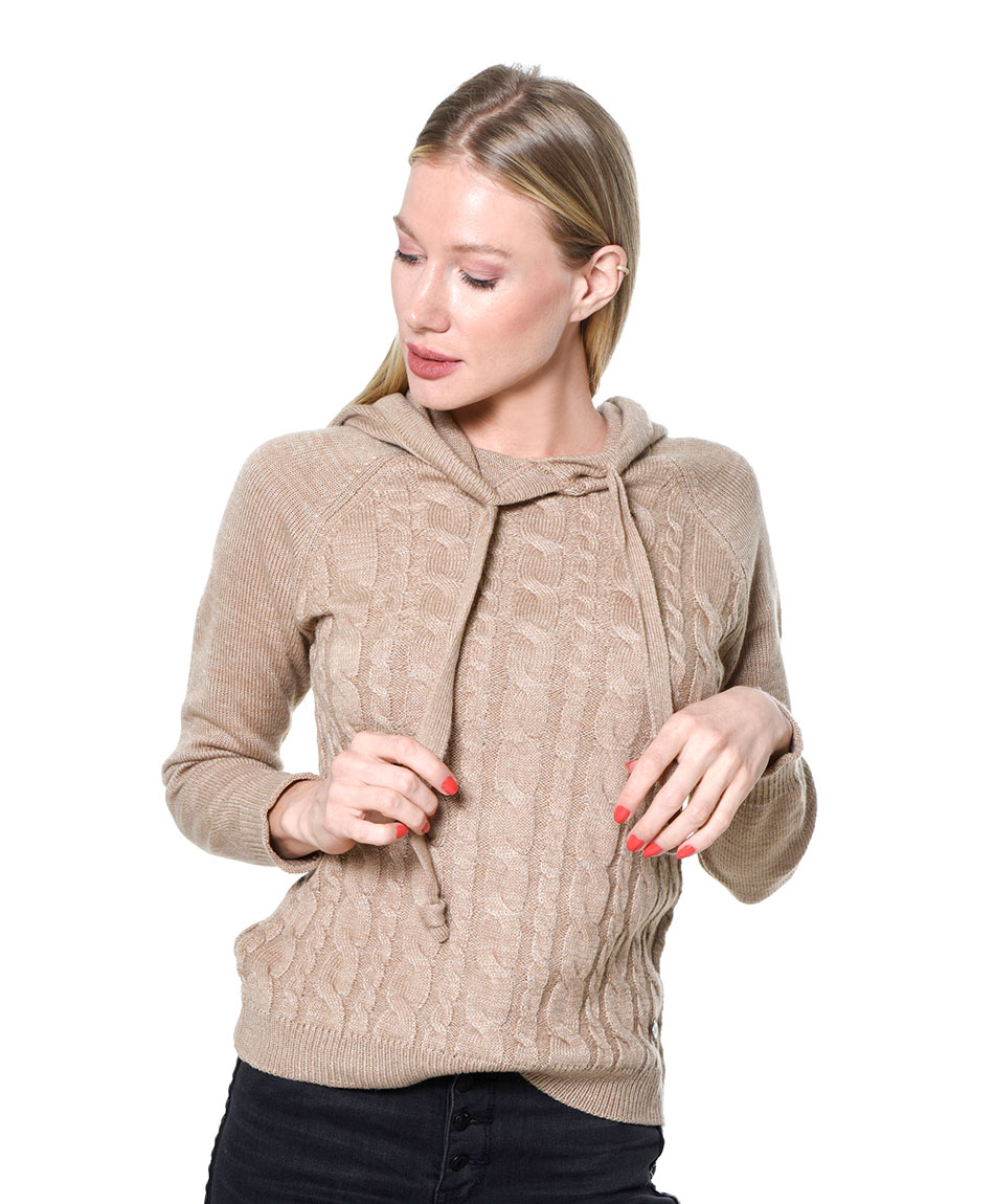 SWEATER MIXTO ESTRUCTURAS