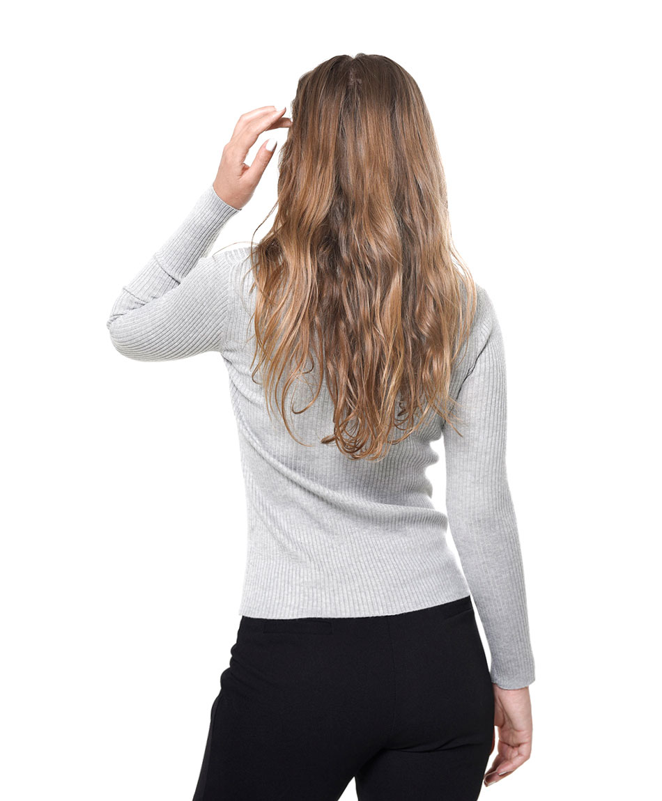 SWEATER CANALE CUELLO V